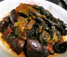 宁波烤菜的做法