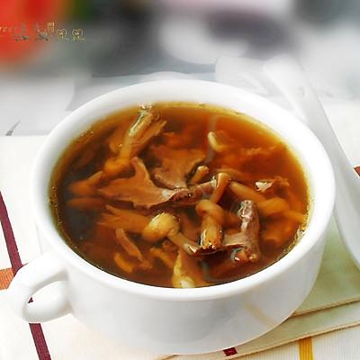 黄花菜炖猪心