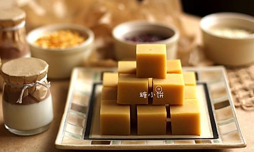 【豌豆黄】的做法