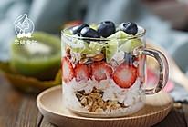 枫糖燕麦酸奶杯的做法