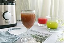 葡萄苹果汁的做法