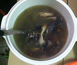 海参鲍鱼乌鸡汤~易吸收、更营养的做法