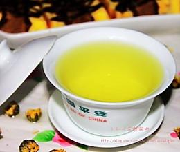鲜罗汉果胎菊茶的做法