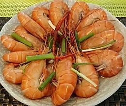 香糟大头虾的做法