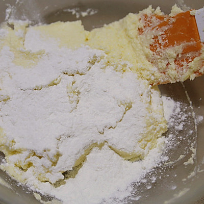 奶酪蛋白曲奇(烤箱做饼干)的做法 步骤6