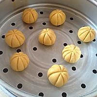 健康小点心:南瓜做的南瓜饼~的做法图解3