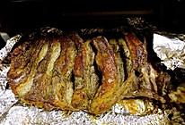 内蒙烤羊腿(家里有烤箱就能做)的做法