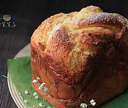 【奶酥吐司】——面包机吐司也能如此销魂的做法