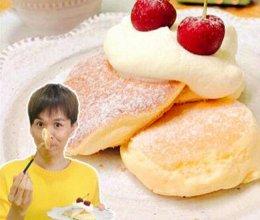 舒芙蕾厚松饼,一口融化你的心!的做法