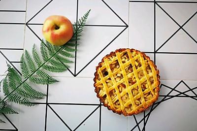 国家西式面点师之苹果派