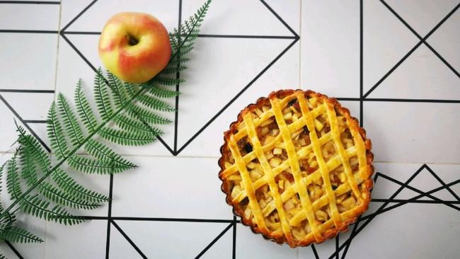 国家西式面点师之苹果派的做法