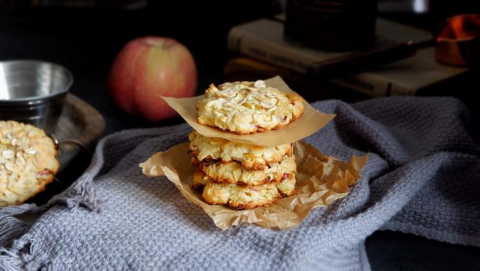 苹果司康饼