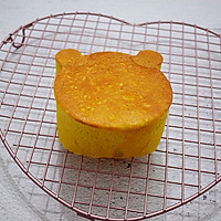 胡萝卜小熊吐司的做法图解14