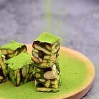 【抹茶雪花酥】——冬季里的美食