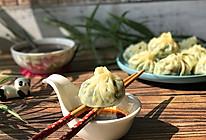 韭菜鸡蛋豆腐皮包的做法