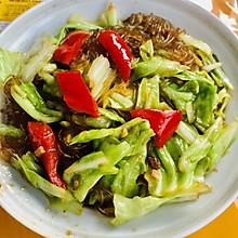 #橄榄中国味 感恩添美味#包菜粉丝