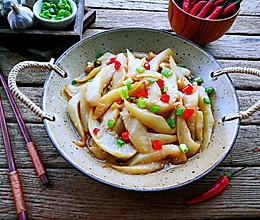 #花10分钟,做一道菜!#清炒瓠子的做法