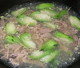 #助力高考营养餐#丝瓜猪肝瘦肉汤的做法