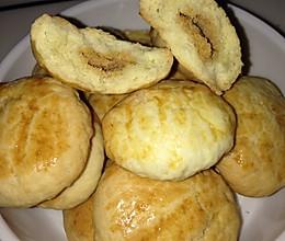 超简单的肉松小饼干(零基础)的做法