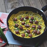 香肠抱蛋的做法图解8