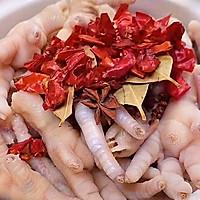 麻辣酱香鸡爪的做法图解3