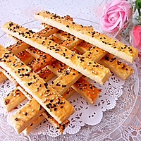 BAKING芝麻红薯脆条-休闲必备的做法图解11