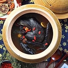 红枣枸杞桂圆莲子乌鸡汤