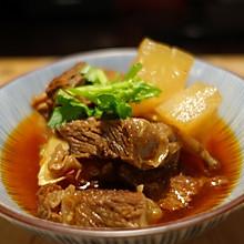 川味砂锅之红烧牛腩