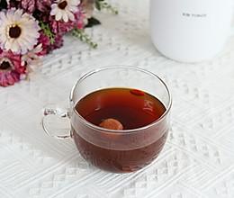#吃货打卡季#养生气血茶,女生常喝气色好的做法