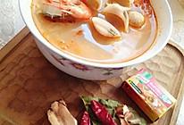 冬阴功汤的做法