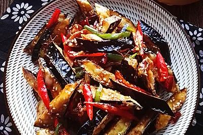 超极下饭菜--风味茄子
