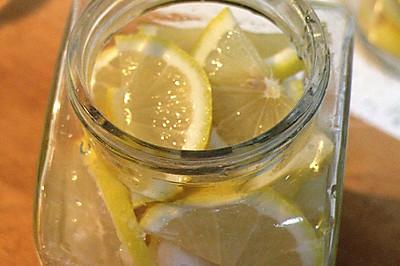 蜂蜜柠檬汁
