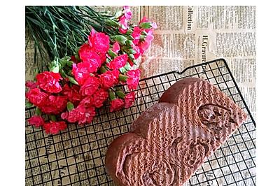 改良版金大旺の巧克力吐司