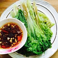 #春天肉菜这样吃#蚝油生菜的做法图解12