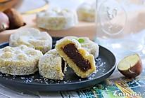 栗子红豆糕 宝宝辅食食谱的做法