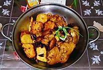 #太太乐鲜鸡汁芝麻香油#香辣干锅的做法