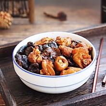 小鸡炖蘑菇#做道好菜,自我宠爱!#