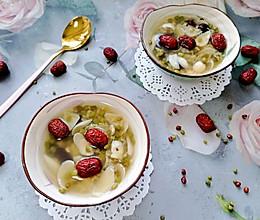 红枣绿豆汤的做法