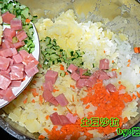 土豆沙拉的做法图解5