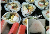 寿司+饭团的做法