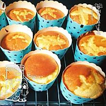 棉花杯子蛋糕(低油脂)