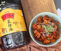 #福气年夜菜#豆腐烧肉的做法