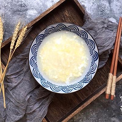 鸡蛋疙瘩汤