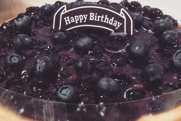 蓝莓重芝士蛋糕的做法