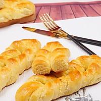 椰蓉面包条的做法图解20