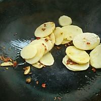 #夏日素菜#剁椒土豆片的做法图解6