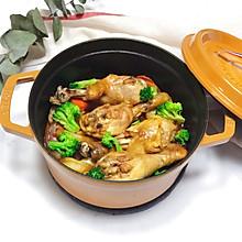 #父亲节,给老爸做道菜#烧汁鸡腿