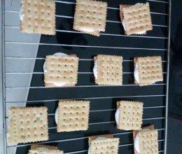 棉花糖夹心饼干的做法