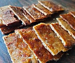 自制蜂蜜猪肉干的做法