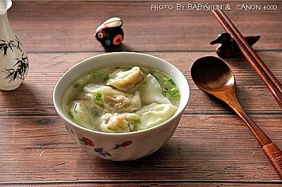 虾仁猪肉香菇 三鲜小馄饨